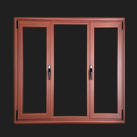 Casement window and door
